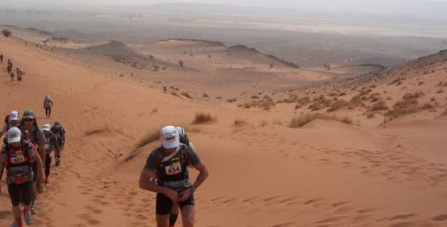Спустя пять дней его обнаружила семья кочевников. В итоге Мауро Проспери прошел 300 км за 9 дней, похудев во время пути на 18 кг. Через четыре года он снова вошел, и снова ее не закончил. На сей раз он сломал палец ноги.