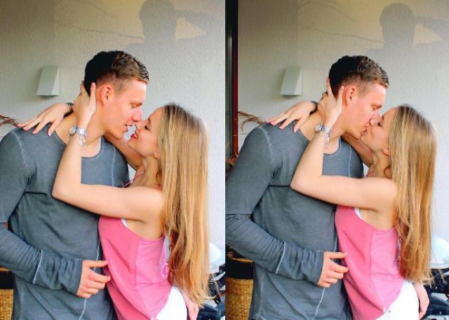 Хотя в последнее время в его Instagram все чаще стали появляться фотографии с таинственной блондинкой, узами брака он ни с кем не связан.