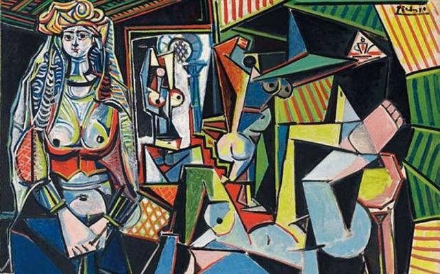 """Весной 2015 года картина Пикассо """"Алжирские женщины"""" была продана в Нью-Йорке за 179 млн долларов, став самой дорогой картиной, когда-либо проданной с аукциона."""