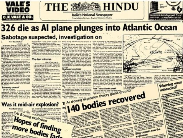 Многие обломки самолета, которые помогли бы определить причину катастрофы, лежали на дне Атлантики и поднять их было нереально.