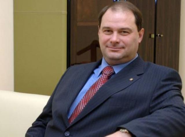 Игорь Есиповский (1960-2009) - губернатор Иркутской области. Вступил в должность 22 ноября 2008 года.