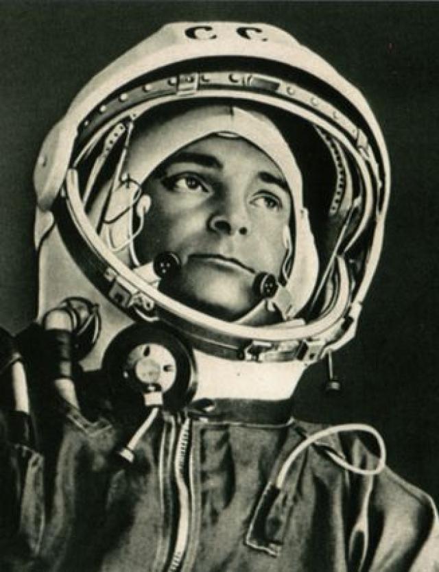 """Валерий Быковский. После обучения первый свой полет в космос совершил командиром корабля """"Восток-5"""" с 14 по 19 июня 1963 года."""