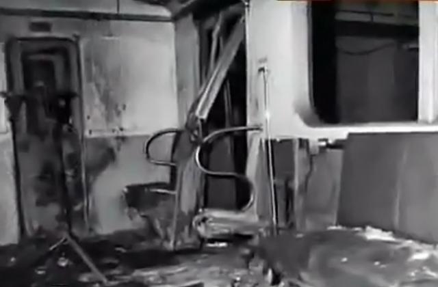 """Общий итог всех трех взрывов был ужасен: 44 раненых и 7 убитых (по сведениям в """"Известиях"""", опубликованных 8 февраля 1979 г.)."""