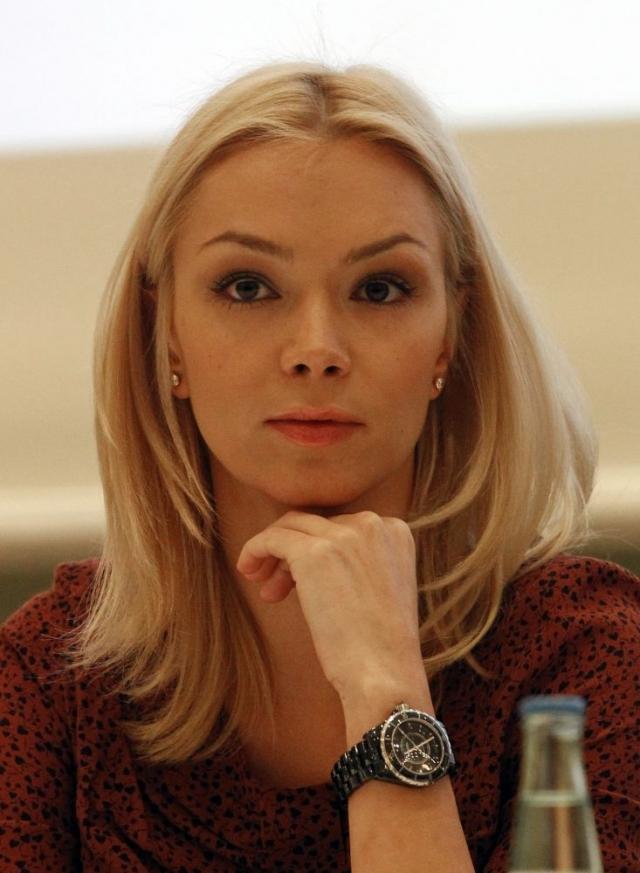 Внучки Горбачева. 36-летняя Ксения с гордостью носит фамилию Горбачева.