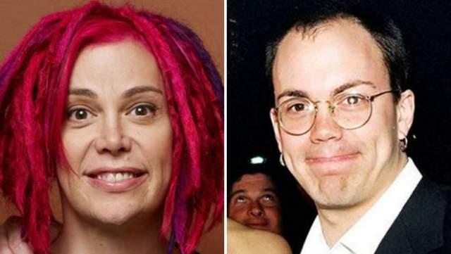 В 2012 году Ларри совершил каминг-аут, представ перед общественностью в новом образе - женщины с розовыми волосами по имени Лана. В 2009 году Лана заключила брак с доминой Ильзой Стирки - звездой БДСМ-клубов.