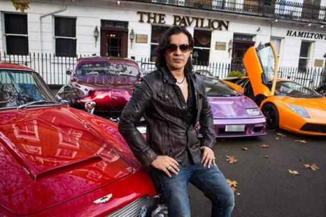 Денни Ламбо (в прошлом Карне, Ламбо от Ламборджини) любит быстрые машины, хороший отдых и обеды за $5000 каждый.