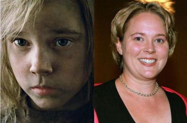 """Кэрри Хенн , """"Чужие""""."""