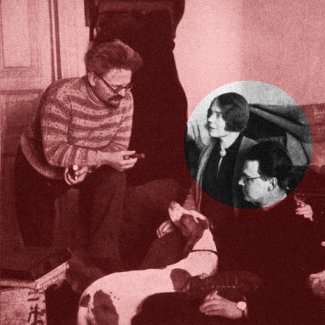Согласно мемуарам жены Троцкого Натальи Седовой, в последние дни перед покушением Меркадер-Морнар-Джексон начал вызывать подозрения из-за ряда мелких несоответствий в поведении.