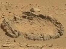 На Марсе найден идеально круглый