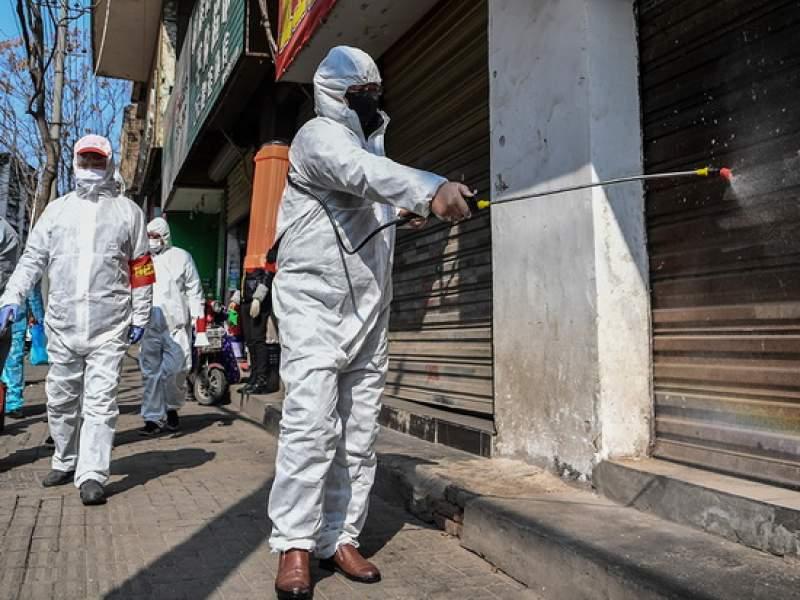 Новости дня: ВОЗ: коронавирусом может заразиться две трети населения Земли