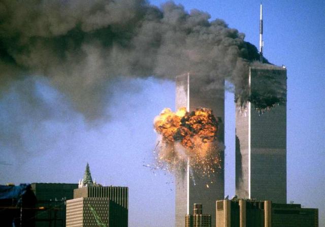 """4. 11 """"черных меток"""" Между тем, самый крупный теракт в истории человечества 11 сентября 2001 года буквально изобилует страшной магией цифры 11. Судите сами."""
