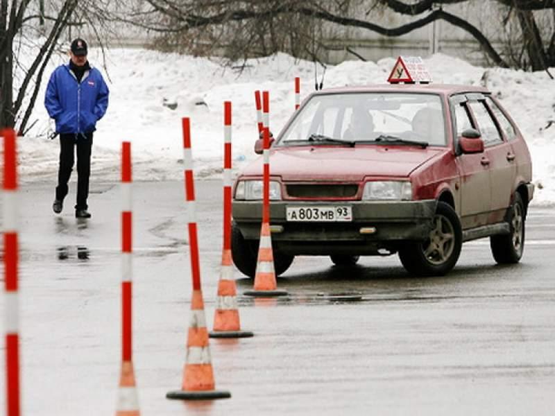 В России утверждены новые правила экзамена на права