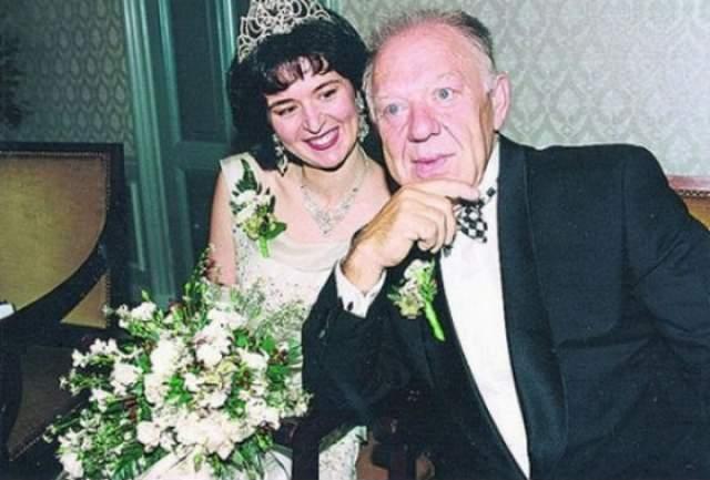 Олег Попов. Клоун больше пятнадцати лет прожил с женой Габриэль в Германии.