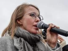 Собчак готовит заявление в прокуратуру на Рогозина из-за