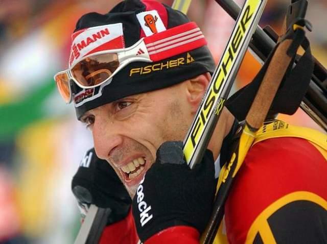 Франк Люк. 11-кратный чемпион мира, ушедший из большого спорта в 2004, признался, что принимал анаболические стероиды Oral Turinabol, когад выступал за ГДР.