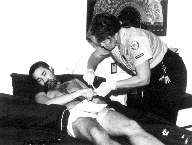 Сам Кьюнанен покончил с собой, когда дом, где он прятался, был окружен полицией. По некоторым свидетельствам, на убийце было нижнее белье от фирмы Версаче.