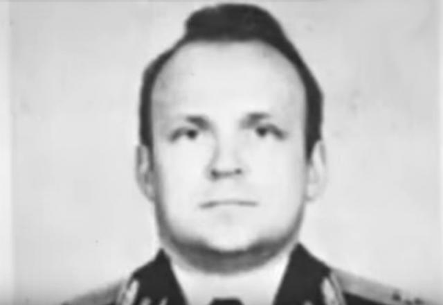 Джемс Чулков. Отдал флоту почти три десятка лет.