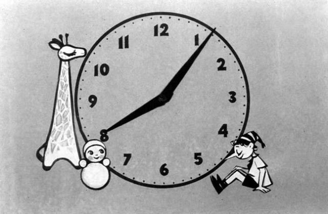 """""""Спокойной ночи, малыши"""". Старожил советского телевидения выходит с 1 сентября 1964 года. Самый первый вариант программы кардинально отличается о привычных : в нем нет кукол и мультфильма. Диктор читал текст за кадром, на экране демонстрировались рисунки."""