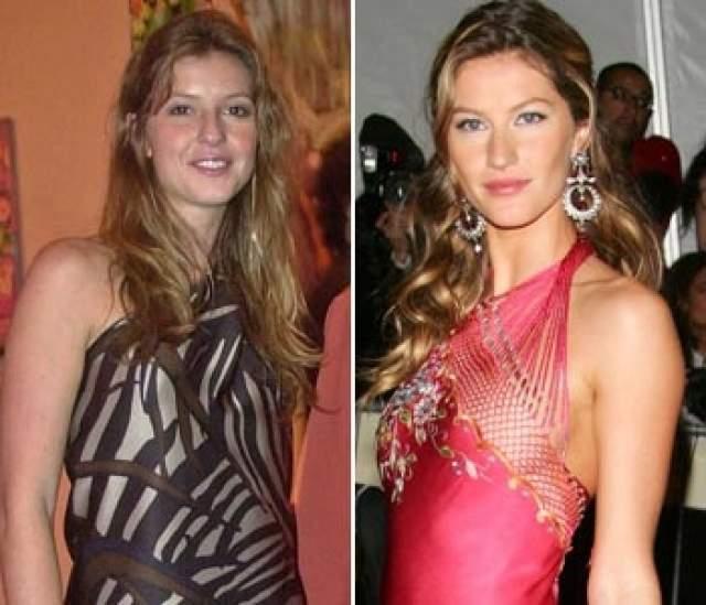 Обе девушки замужем: Жизель - за футболистом Томом Брэди вот уже 11 лет, а Патрисия - за мужчиной по имени Родриго Перейра.