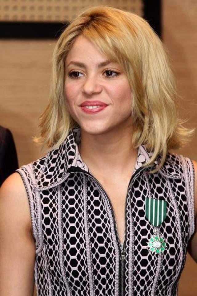 Шакира Колумбийская певица, танцовщица, композитор и продюсер IQ=140