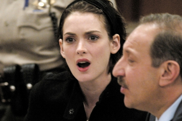 Актриса заплатила 3 700 долларов штрафа, более шести тысяч долларов компенсации магазину, и получила три года условно, и 480 часов общественных работ.