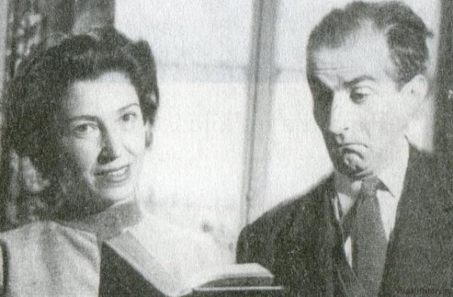 Там он влюбился в секретаршу Жанну Августину де Бартелеми де Мопассан, внучатую племянницу известного писателя Ги де Мопассана.