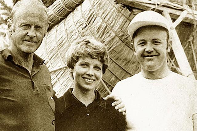 """Он принимал участие в советской антарктической экспедиции """"Восток"""", вместе со знаменитым норвежским путешественником-исследователем Туром Хейердалом совершил две экспедиции, которые стали весомыми научными событиями."""