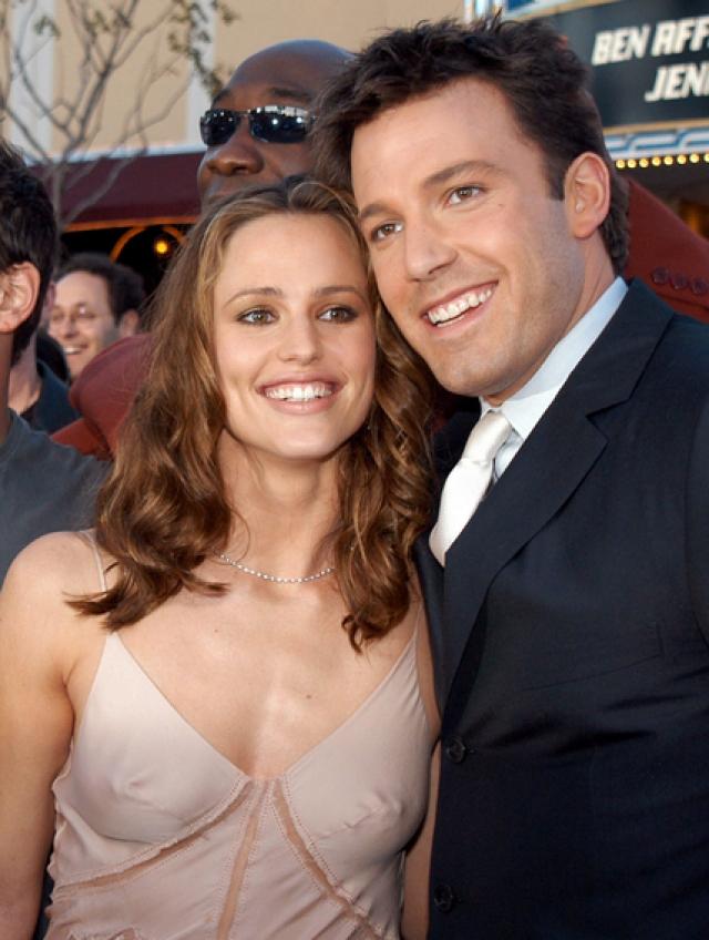 Вокруг их свадьбы не было никакой шумихи, прессы и фотографов, возможно потому, что было известно, что Гарнер уже была беременна от Бена.