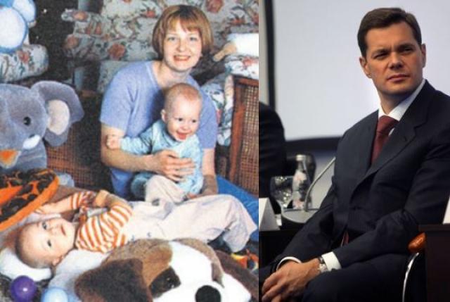 """Алексей и Елена Мордашовы. Председатель совета директоров """"Северстали"""" впервые развелся в 1996 году. Тогда он оставил супруге """"трешку"""" в Череповце, """"девятку"""" 1993 года выпуска и алименты на сына, которые после деноминации составили $320 в месяц."""