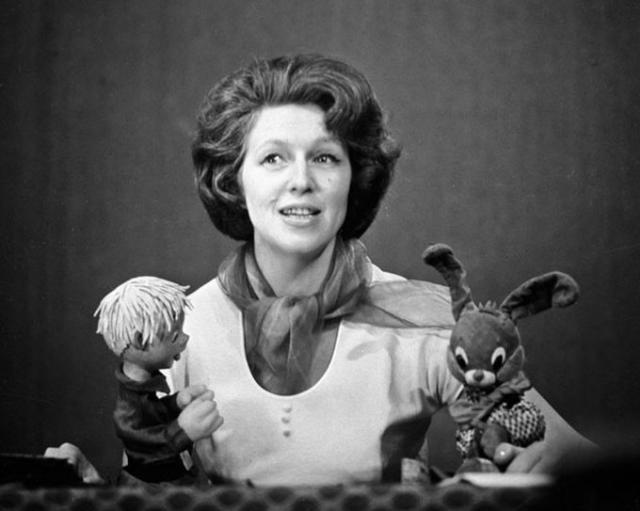 """20 мая 1968 года впервые в истории программы был показан мультфильм - """"Орешек"""". И тогда же была изготовлена кукла Орешек в виде главного героя."""