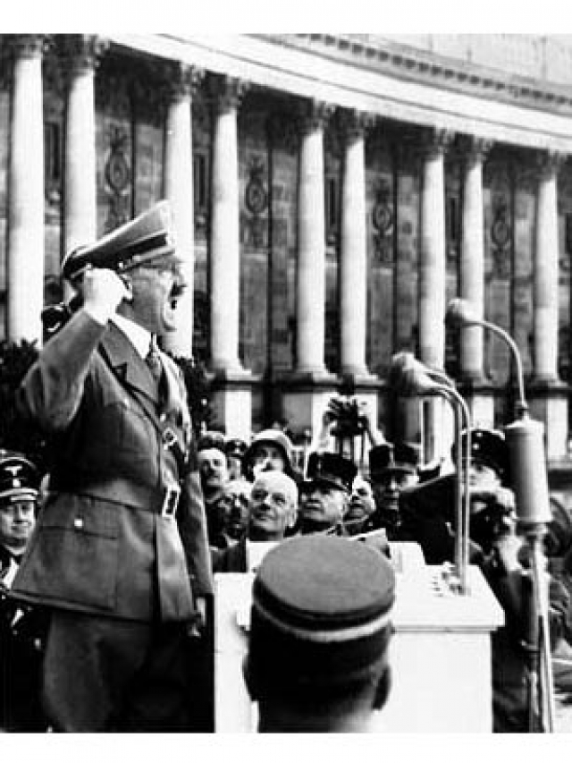 an analysis of the impact of adolf hitler and his nazi party on the jewish people Carried out by the leader of the nazi party, adolf hitler the impact of nazi rule on the people of it was a goal for both hitler and his nazi party to.