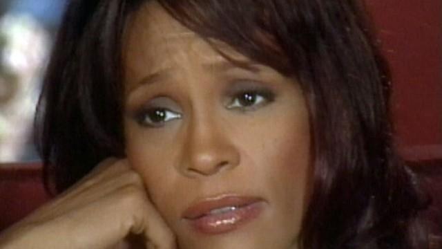 """В конце 2002 года Хьюстон дала интервью Диане Сойер в ее программе """"Прайм-тайм"""" на канале ABC. В течение телеинтервью, которое шло в прайм-тайм, Хьюстон отвечала на вопросы и говорила о своей скандальной публичной и личной жизни. Вопросы Сойер касались слухов об употреблении наркотиков, о здоровье певицы и о ее многострадальном браке с Брауном."""