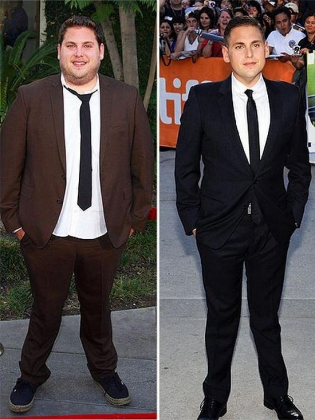 Сейчас актер расстался с лишними килограммами, но свою привлекательность при этом явно не утратил.