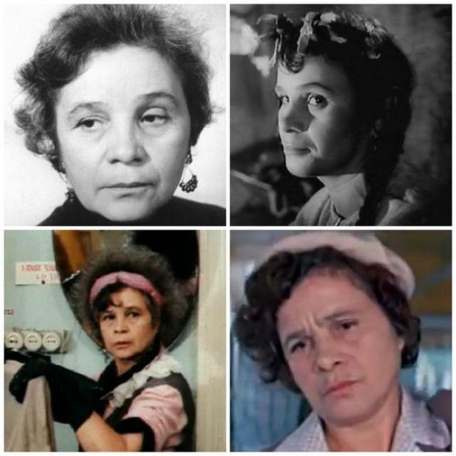 Мария Виноградова. Мария Сергеевна сыграла около 100 ролей в кино. Она была одинаково хорошо востребована и в советский, и в постсоветский периоды отечественного кинематографа.