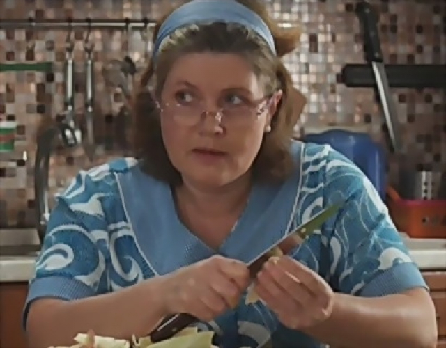 """Изредка снимается в сериалах за компанию с дочерью актрисой Марьяной Спивак (""""Близнецы"""", 2004)."""