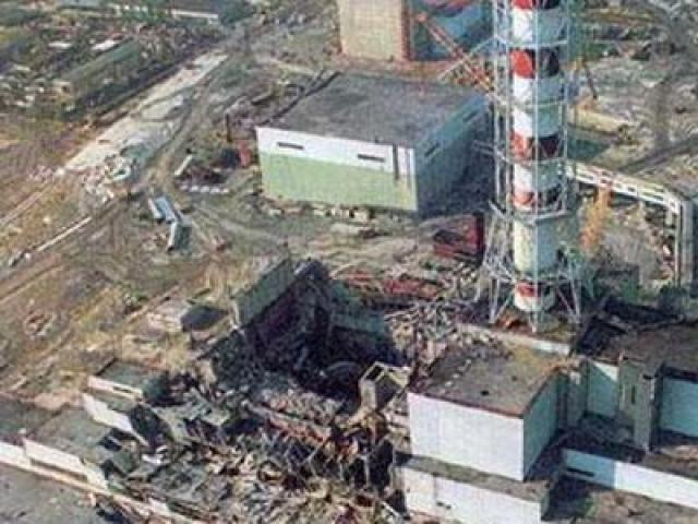 К 1:23:47-1:23:50 реактор был полностью разрушен.