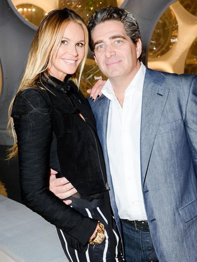 Эль Макферсон и Джеффри Соффер. На тот момент 49-летняя австралийская модель в 2013 году вышла замуж за 43-летнего миллиардера Джеффри Соффера - крупного акционера, владельца сети отелей и торговых центров в Майами и Лас-Вегасе.