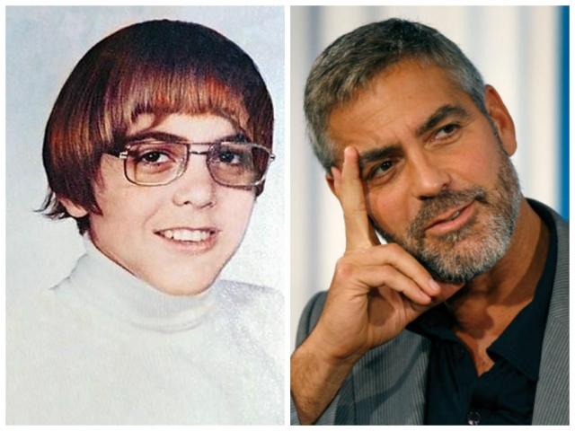 Джордж Клуни , актер