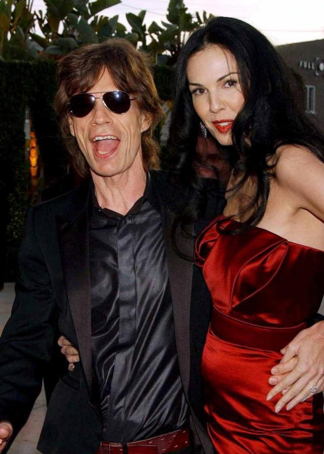 Мик прожил с американской фотомоделью и стилистом Л'Рен Скотт в период с 2001 до ее смерти в 2014 году.
