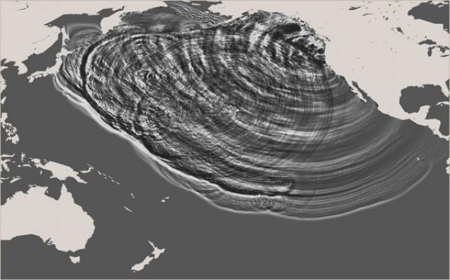 В открытом море это выглядело как невысокие, но протянувшиеся на тысячи километров водяные полукруги, с невероятной скоростью (до 1000 км/ч) устремившиеся к берегам Таиланда, Индонезии, Шри-Ланки и даже африканской Сомали.