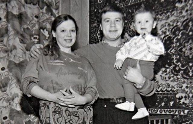Сергей Селин. С первой женой актер прожил целых 20 лет, в 1987 году у них родился сын Прохор.
