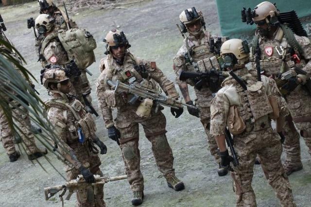 Атака была проведена силами 24 военнослужащих из спецподразделения DEVGRU, которые были временно переданы в подчинение ЦРУ.