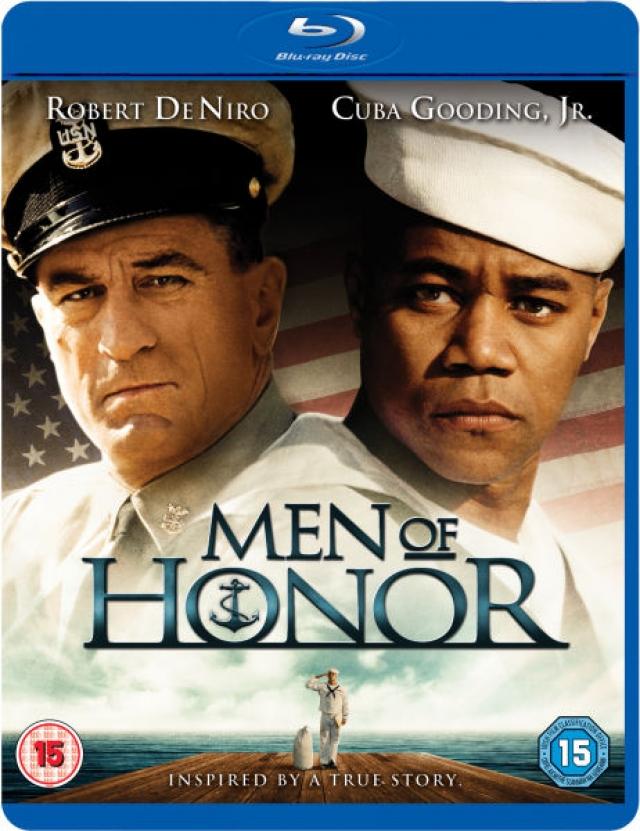 """""""Военный ныряльщик"""". Дословный перевод названия фильма """"Men of Honor"""" - """"человек чести""""."""