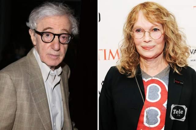 В 1980-м он познакомился с актрисой Мией Фэрроу, с которой встречался затем 12 лет. Она сыграла главные роли в 13 его фильмах и даже родила режиссеру сына. Но свое внимание он переключил на молоденькую... дочь своей жены.