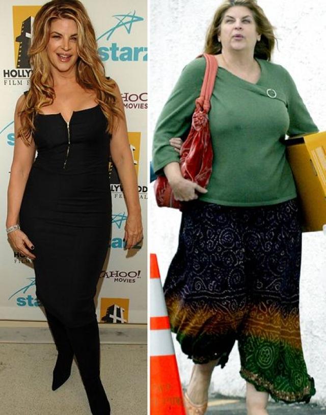 Актриса Кристи Элли шокировала поклонников быстрым и буквально колоссальным набором веса.