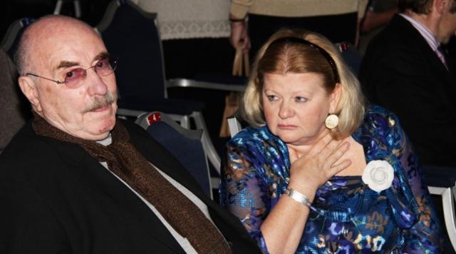 Практически всю свою жизнь актриса прожила с одним человеком – режиссером Леонидом Эйдлиным, который скончался в 2014 году.