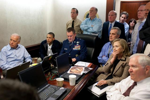 Американские военные использовали несколько методов для точной идентификации тела Усамы бен Ладена.