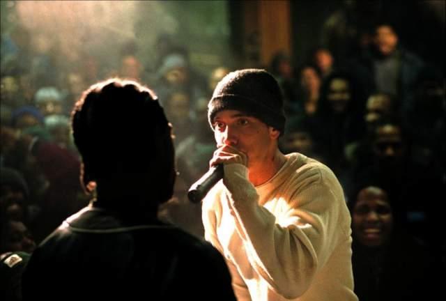 Причина проста — Эминем сыграл самого себя. Для рэпера это был очередной клип, после которого он решил больше времени проводить в студии, а не на съемочной площадке.