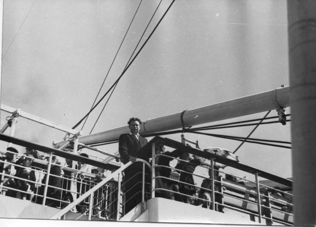 При попытке судоподъема в начале 1947 года снова произошел взрыв, и судно опять погрузилось на дно, придавив водолаза Тимофея Старченко, который по счастливой случайности оказался в донном углублении. Водолаза спасли его товарищи.