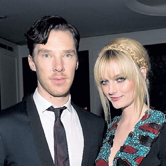 Бенедикт Камбербэтч и Катя Елизарова Этот британский аристократ оказался ещё тем ловеласом!